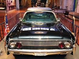 ford president car. henry ford museum is home to historic presidential limousine president car t