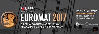 Design Conference 2017 Europe Euromat 2017 Euromat 2017 Conference