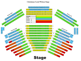 Stage 42 Seating Chart Seating Charts Geva Theatre Center
