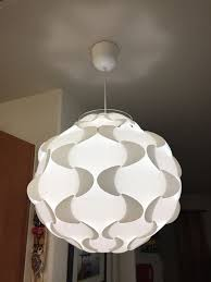 ikea fillsta pendant lamp for in houston tx offerup