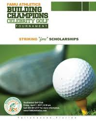 2017 Famu Athletics Building Champions Celebrity Golf Tournament ...