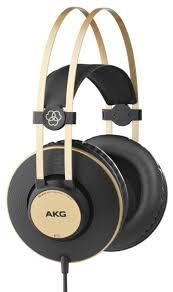 Купить AKG WIRED <b>AKG K92</b> black в Москве: цена <b>наушников</b> ...