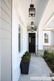 front door lighting ideas. spring open house erin from sunny side up front door lighting ideas