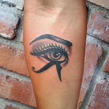 The Eye Of Ra Tattoo Is A Tattoo That Has Centuries Of Meaning In It