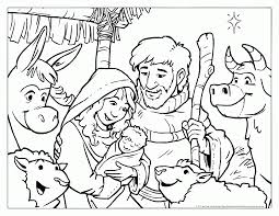 You can find 4 of the worksheets included, and note that you may use them for personal or classroom use! Nativity Free Coloring Pages Printable Coloring Home