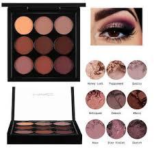 image is loading mac eye shadow x 9 burgundy times nine