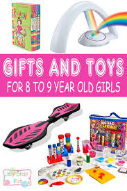 Best Gifts For 8 Year Old Girls. Lots of Ideas for 8th Birthday, Christmas and to 9 Olds Girls in 2017 | Great Toys