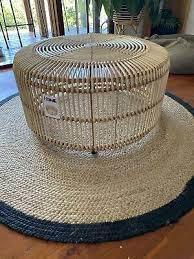 rattan coffee table in gold coast