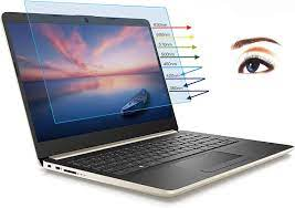 Amazon.com: (2PCS Pack) HP 14 inch Laptop Screen Protector Anti Blue Light  Glare for HP 14