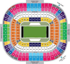 Carolina Panthers Seating Chart With Rows Pin On Charlotte Nc