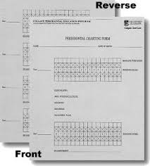 Dental And Periodontal Charting Dental Chart Forms Lamasa Jasonkellyphoto Co