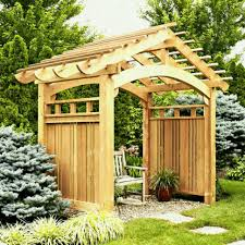 medium size of backyard simple arbor designs how to make a garden arch out rustic log