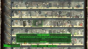 Fallout 4 Out Of Time All Perks Details Perk Chart Text Information Details Sequence Ps4