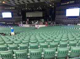 Dte Center Seating Chart Dte Energy Music Theatre Right Center 7 Rateyourseats Com