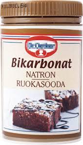 Bikarbonat bra för njurarna