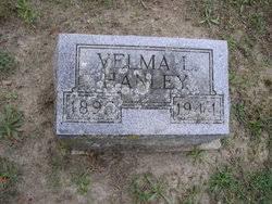 Velma Leila Rockwell Hanley (1895-1944) - Find A Grave Memorial