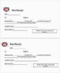 Rent Payment Receipt Form Property Rent Payment Receipt Example Rent ...