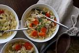 30 minute chicken noodle soup  from foodtv  rachael ray