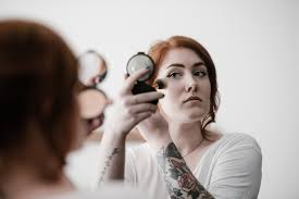 you d think that by now we d put the debate about women doing their makeup in public to bed but here it is rearing its ugly head again