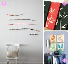 diy natural wall art