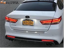 2018 kia k5. beautiful kia k5 optima store  new 20162018 kia rear sequential bumper led  lights and 2018 kia k5