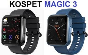 <b>KOSPET MAGIC 3</b> SmartWatch 2021: Pros and Cons + Full Details ...