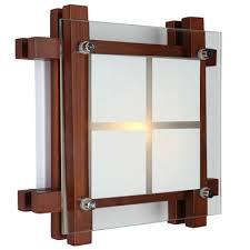 Настенно-<b>потолочный светильник Omnilux</b> OML-40527-01 Derok ...