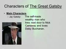 character analysis essay the great gatsby autism research character analysis of jay gatsby in the great gatsby by f bartleby