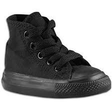 converse all star high tops. converse all star hi - boys\u0027 toddler black / high tops s
