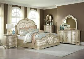 Hollywood Swank Bedroom Set Swank Pearl Curio With Glass Base By ...