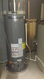 rheem gas water heater 50 gallon. we got hot water! rheem gas water heater 50 gallon