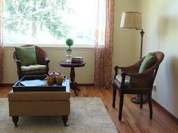 Lightweight Living Room Furniture Staging A Home To Sell Part Ii My Sweet Cottage