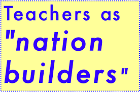 """Teachers As """"nation Builders."""" – Some Quotes From President Obama'a ..."""