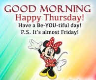 Good Morning Happy Thursday Quotes Best of Cute Thursday Quotes Pictures Photos Images And Pics For Facebook