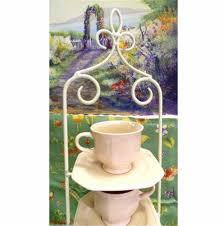 Cup And Saucer Display Stand Upright 100 Tier Iron Porcelain Tea Cup And Saucer Display Stand 73