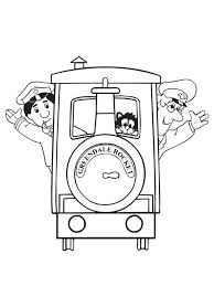 Small Picture Postman Pat Coloring Pages 6 Coloring Kids