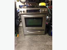 stove kitchenaid. kitchenaid glass top stove