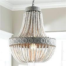 wood bead chandelier aged wood beaded chandelier living room wood bead chandelier canada wood bead chandelier