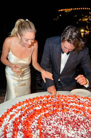 We're excited to hopefully have this record be broken. Bumble Founder Whitney Wolfe And Michael Herd S Whirlwind Wedding In Positano Vogue