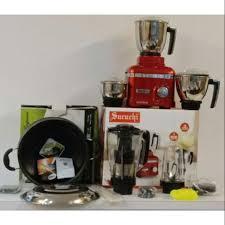 Combo For Cookware <b>Set</b> With Suruchi Elantra <b>Mixer Grinder Set</b> ...