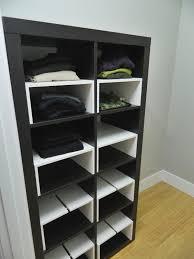 Our Under 100 Closet System  IKEA Hack  Ikea Hack Southern And Ikea Closet Organizer Hack