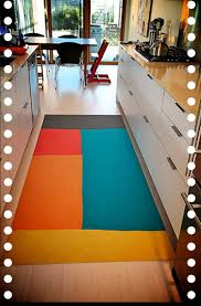 Perfect Modern Kitchen Rugs Colorful Rug Designjpg Medium Version Intended Inspiration Decorating