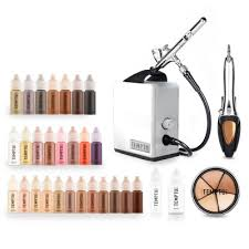 airbrush makeup review temptu pro the big review