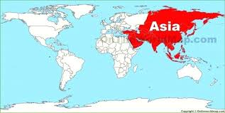 World Map Europe And Asia Map Of The World Asia Wineandmore Info