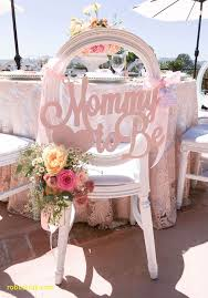 bridal shower wall decoration ideas awesome baby shower chair sign mommy to be wooden cutout in