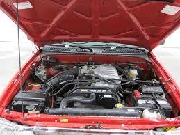 2004 Toyota Tacoma V6 TRD Double Cab 4x4 3.4L DOHC 24V V6 Engine ...