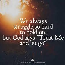 Meaningful Christian Quotes Best of Christian Quotes About Letting Go Quotesta