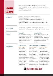 2017 Resume Examples Interesting Resume Examples 60 Resume Corner