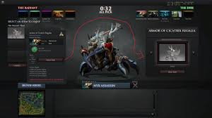 dear valve let us pick item styles during the picking phase dota2