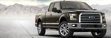 2017 Ford F-150 Models and Trim Levels